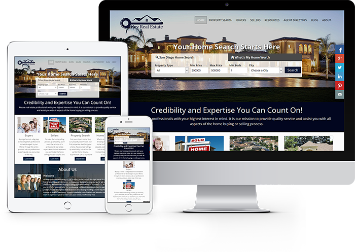affordable real estate website
