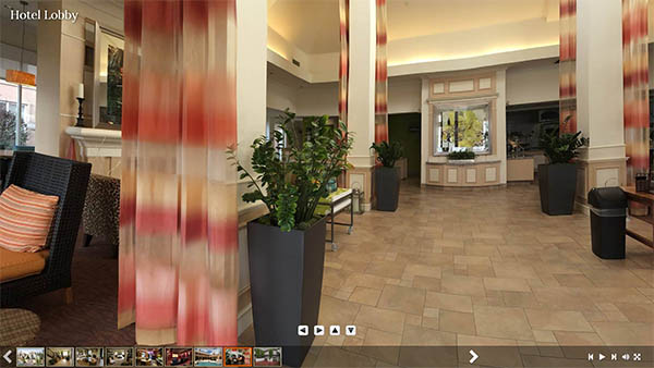 real estate virtual tour panoramas