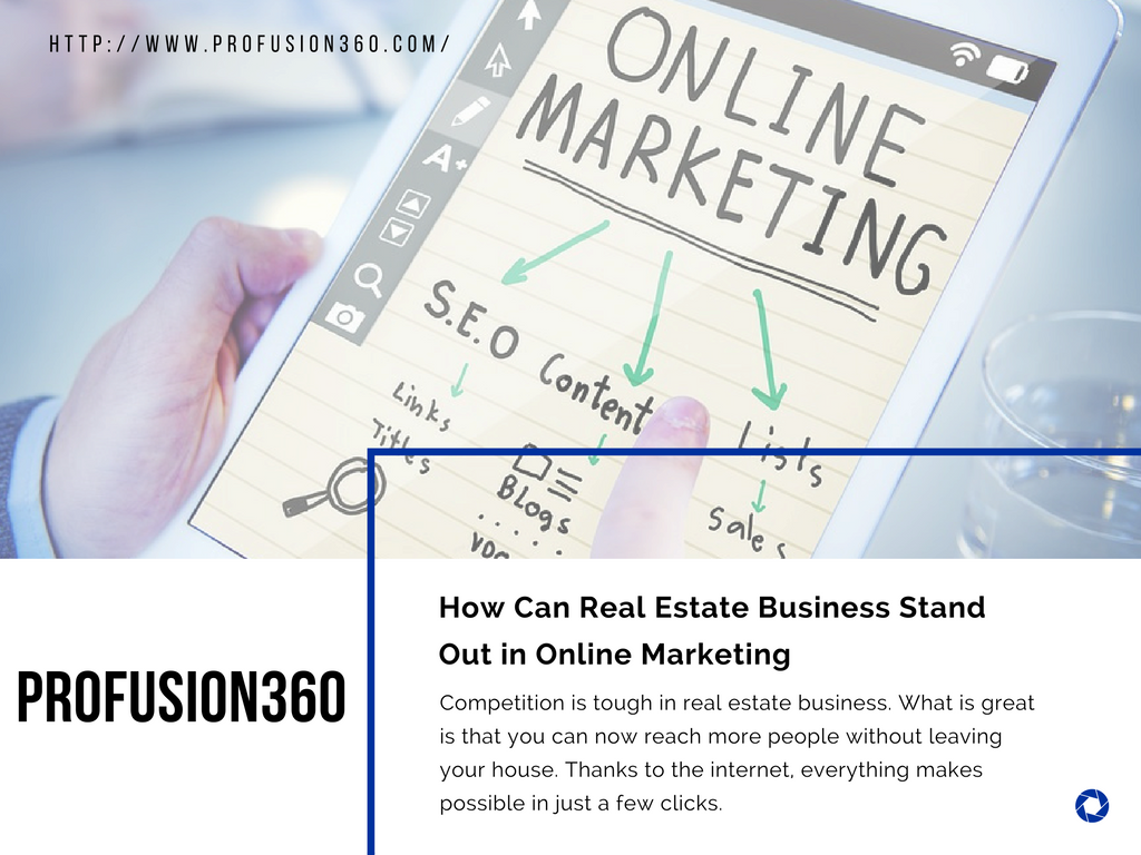 How Can Real Estate Business Stand Out in Online Marketing