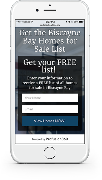 landing page mobile friendly