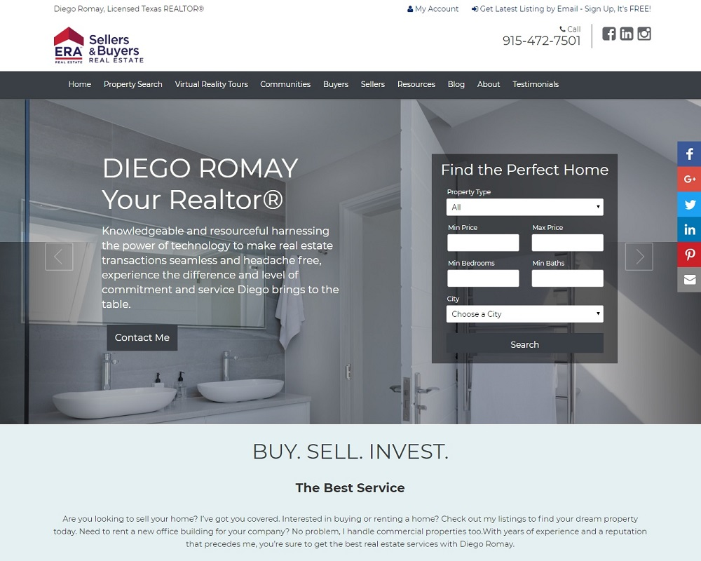 Diego Romay Real Estate