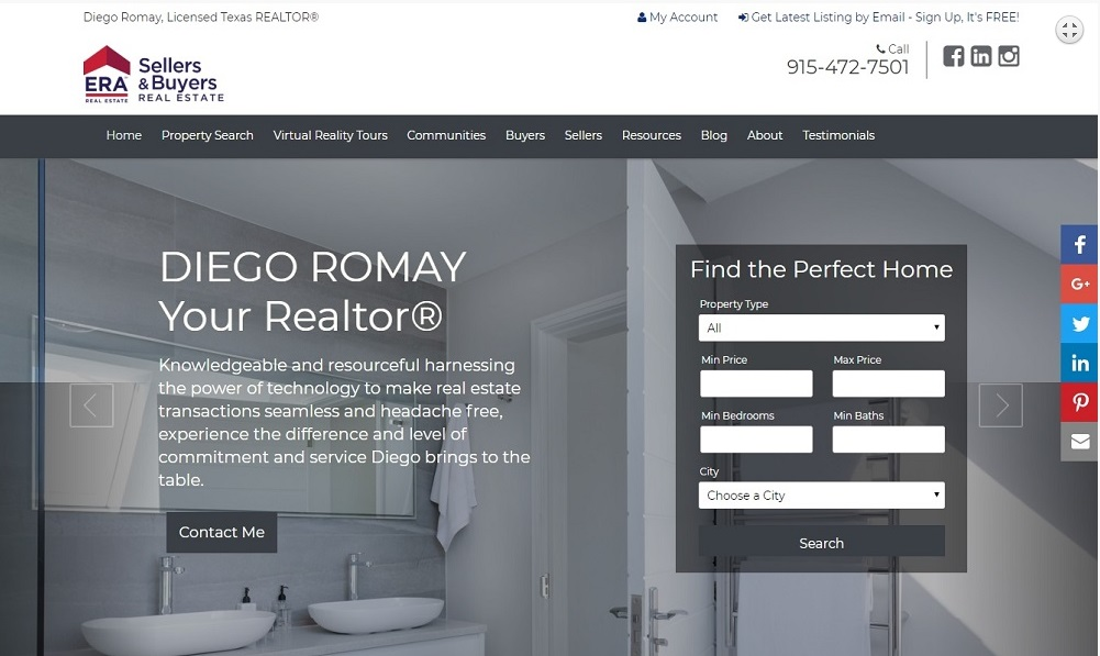 How to Keep Your Visitor Stay on your Real Estate Website